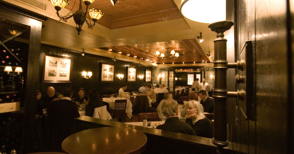 Old Homestead Steakhouse New York Magazine The Thousand Best