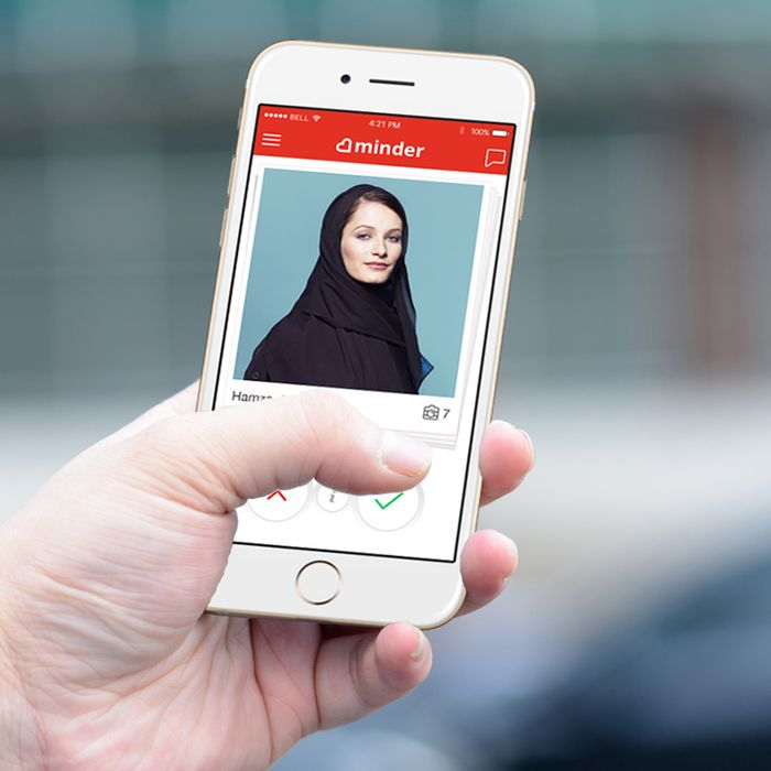 Minder, Ishqr, and a host of new Muslim dating apps.