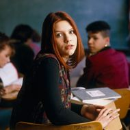 Claire Danes played Angela Chase, a 15-year-old who wanted to break out of the mold as a strait-laced teen-ager and straight-A student.