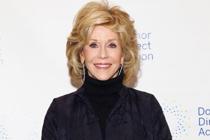 Jane Fonda knows peyote.