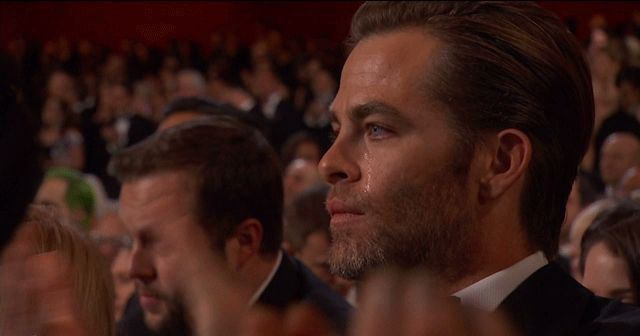 pine crying.w1200.h630 chris pine cry face is your new oscars meme vulture