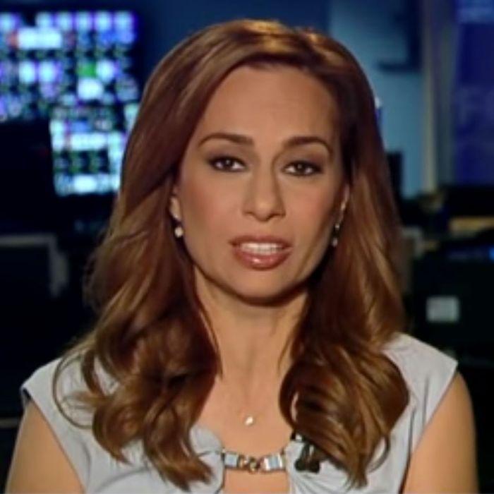 Julie Roginsky  nackt