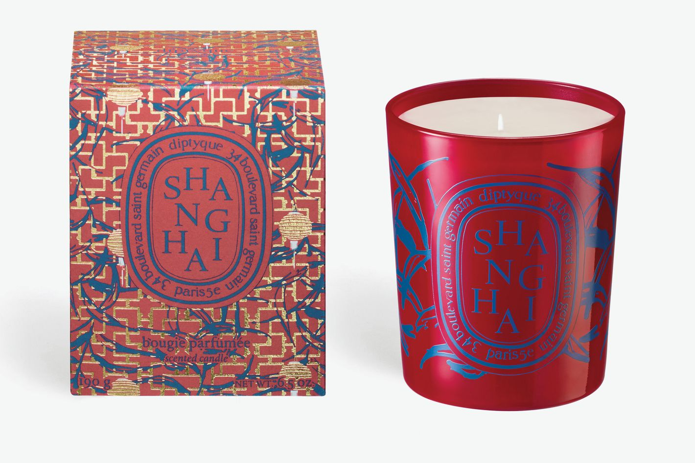 Shanghai Scented Candle