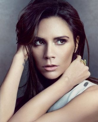 Victoria Beckham, shot for Vogue by Craig McDean.