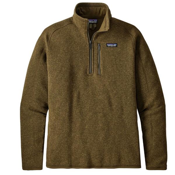 Patagonia Better Sweater 1/4-Zip Men's Sweater