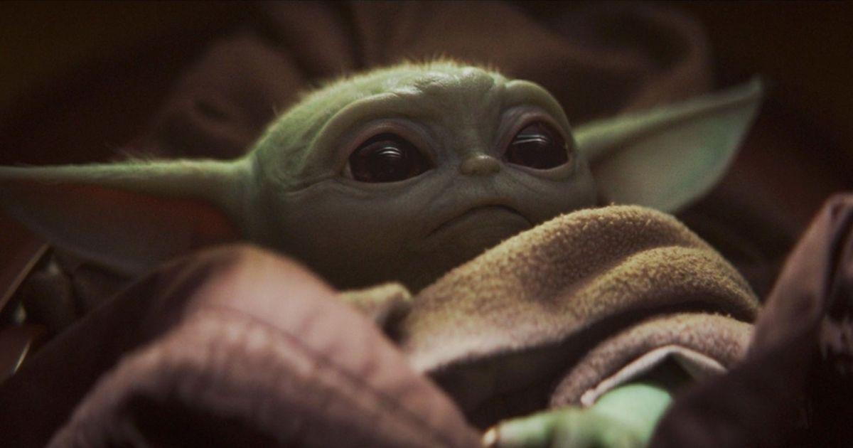 baby yoda - photo #4