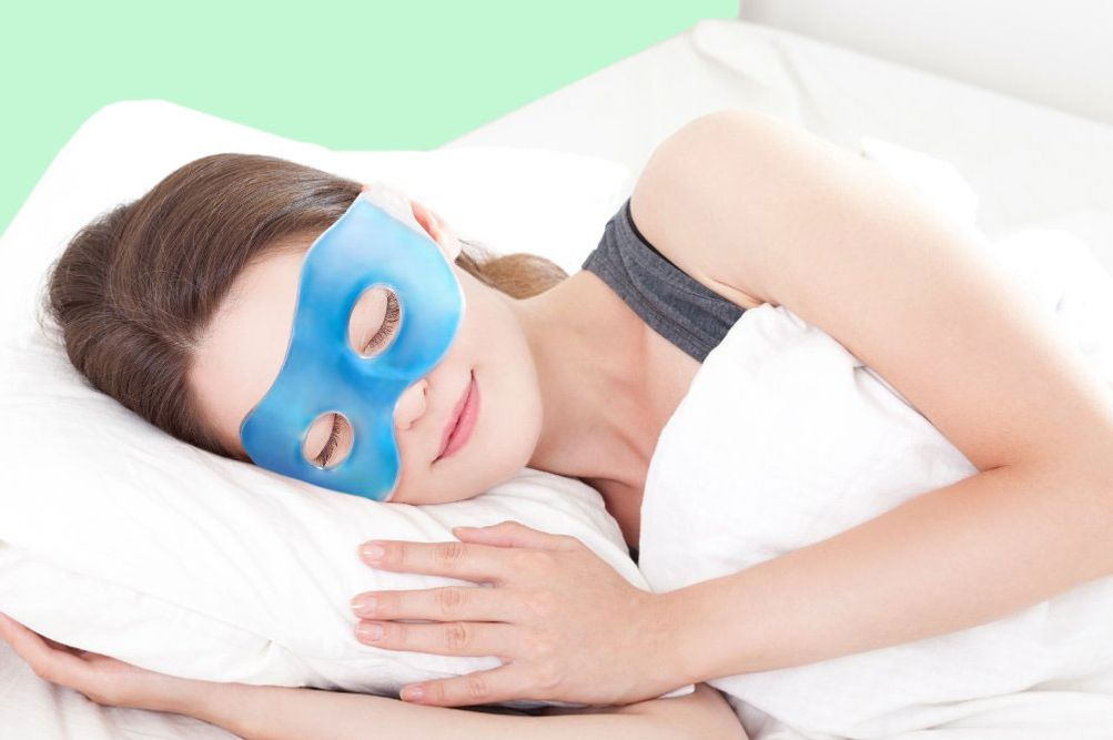 Plemo Spa Eye Mask