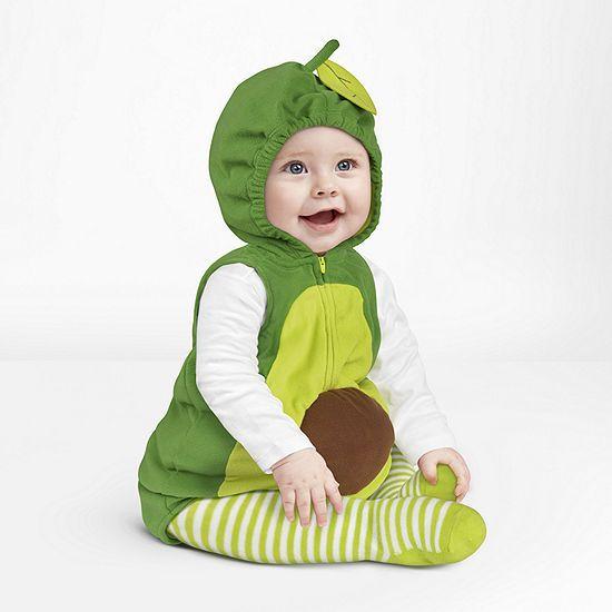 Carter's 3-Piece Little Avocado Halloween Costume Set