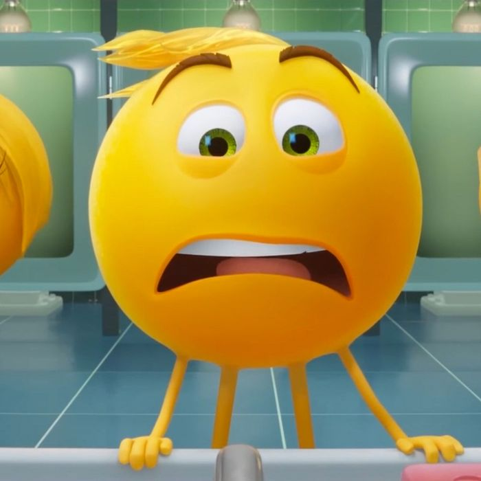 All The Times We Groaned Watching The Emoji Movie