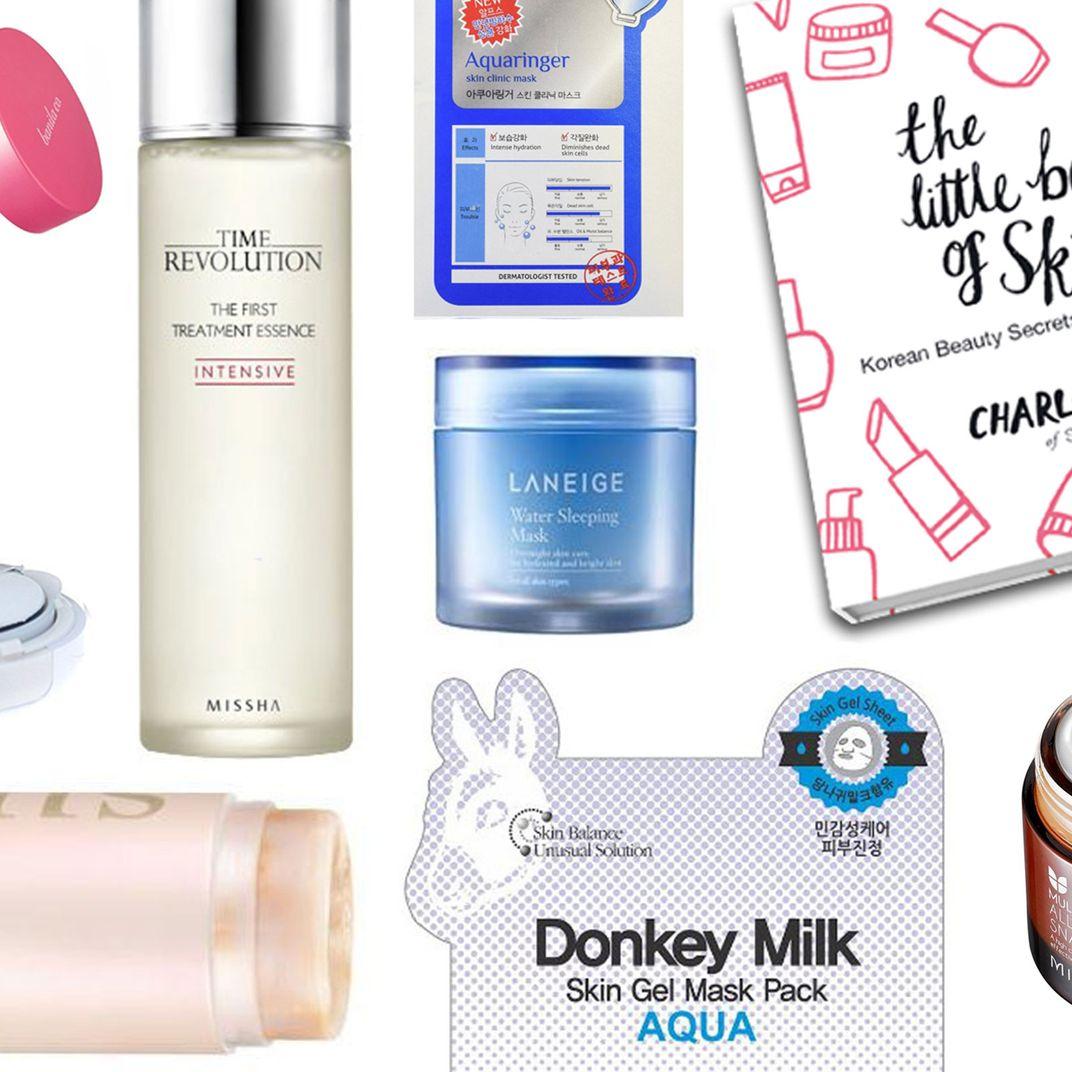 7 Best Korean-Beauty Essences and Treatments 2018
