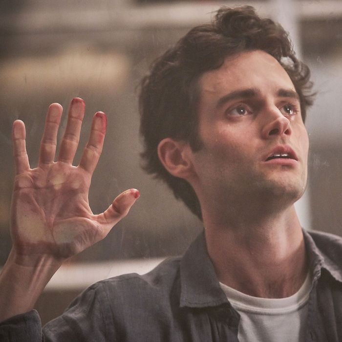 Penn Badgley as Joe in You.