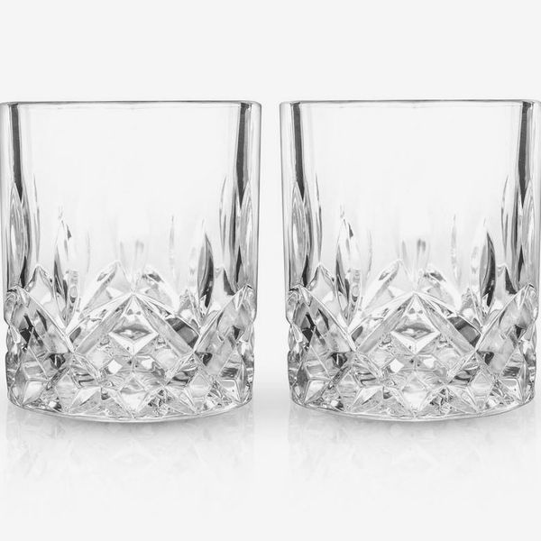Admiral Set of 2 Double Old-Fashioned Glasses