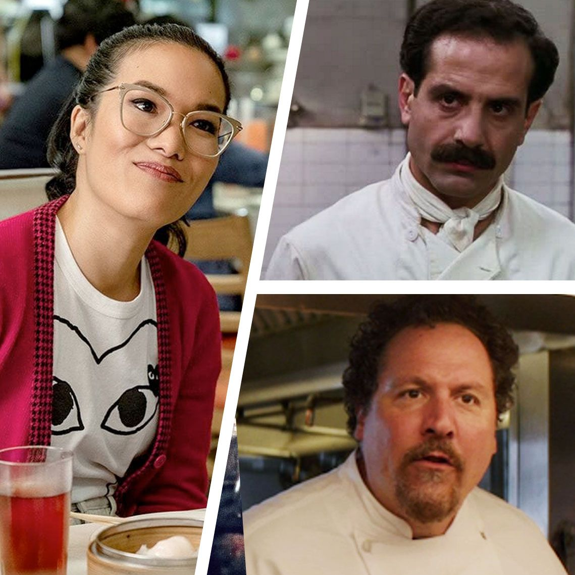 Ranking Chef Movies Based On The Food