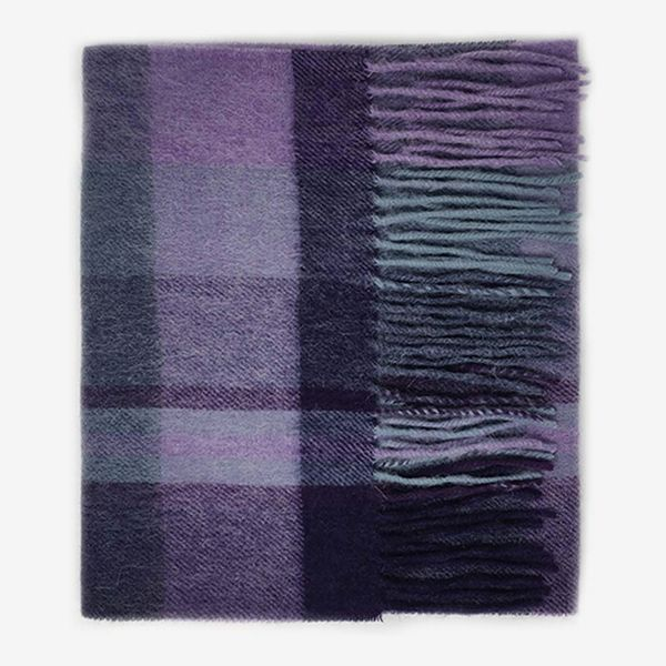 Kiltane of Scotland 100 Percent Lambswool Scarf