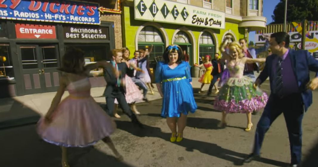 Watch Hairspray Live's 'You Can't Stop The Beat'