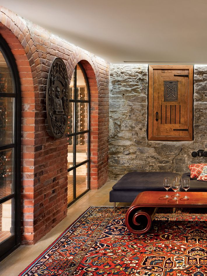 The Cellar Is Coolest Part Of This Brooklyn Townhouse