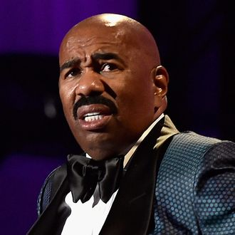 steve harvey has super specific personal space demands