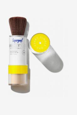 Supergoop (Re)setting 100% Mineral Powder SPF 35
