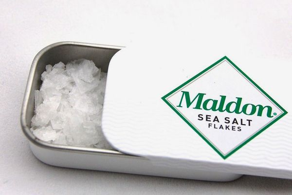 Maldon Salt Pinch Tin