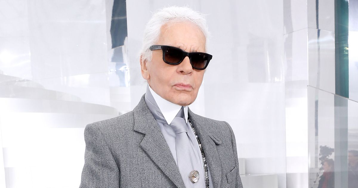 Knit Yourself a Sweater Designed by Karl Lagerfeld