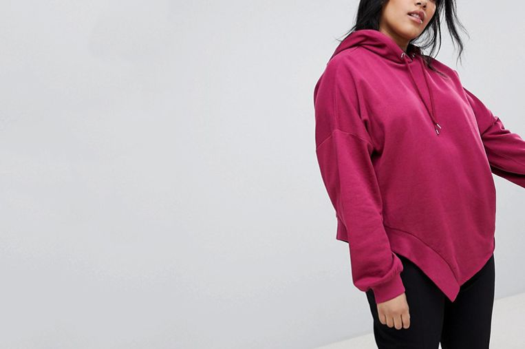 Oversized Fit Hoodie