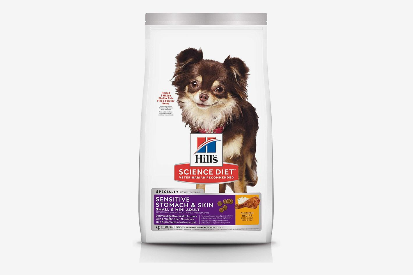 Hill's Science Diet Dry Dog Food Sensitive Stomach & Skin