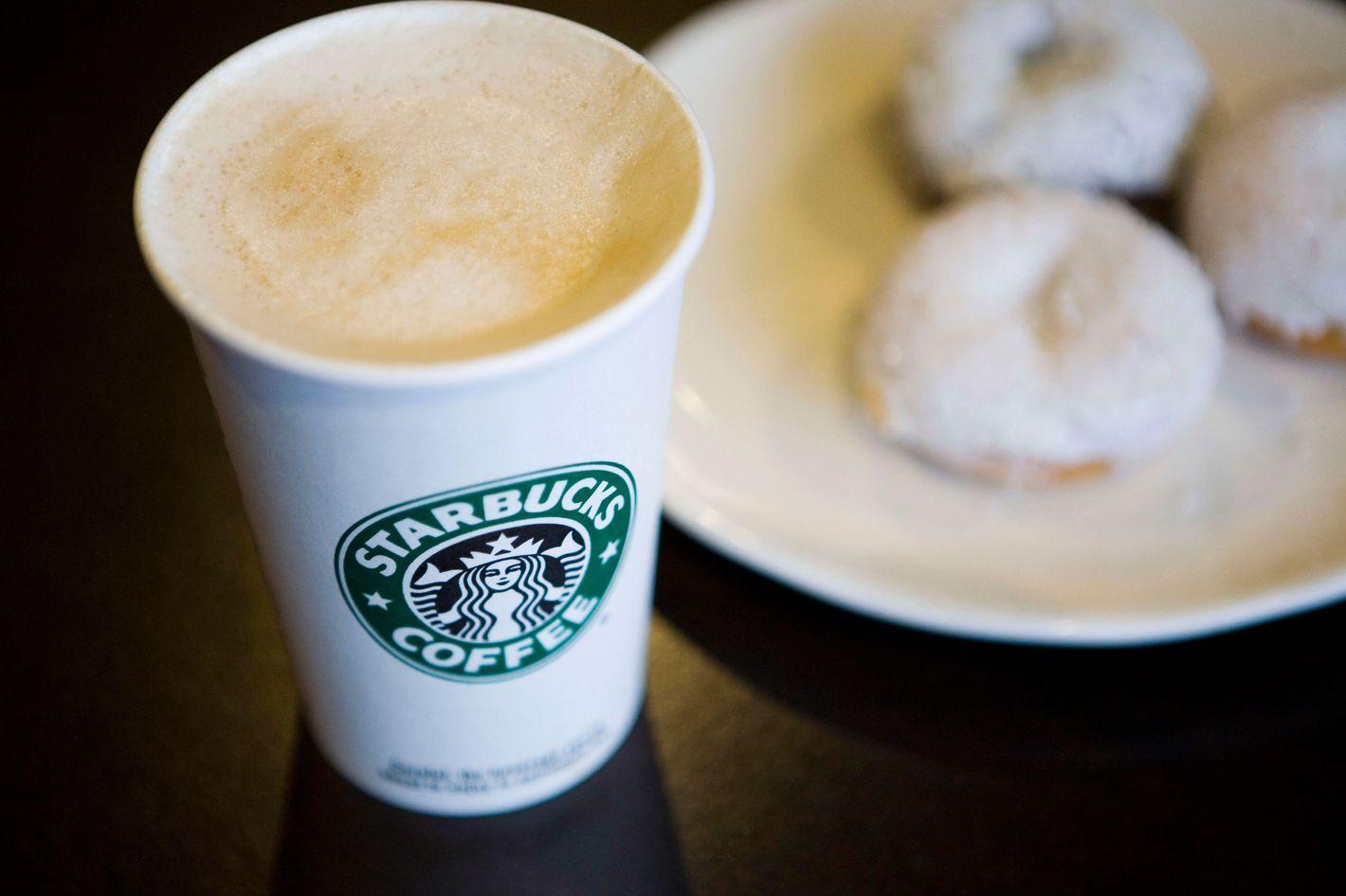 Image result for starbucks latte