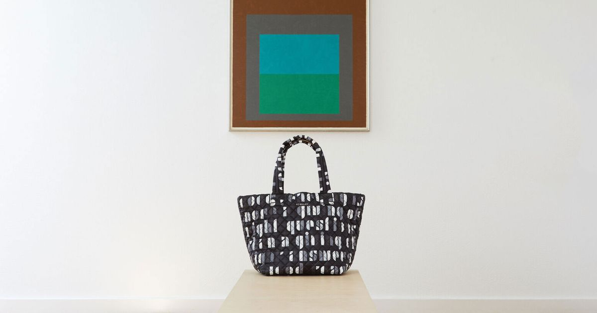 This Tote Bag Will Help Fund Young Women's Education in Senegal