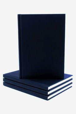 Seawhite Black Cloth Cover Sketchbook