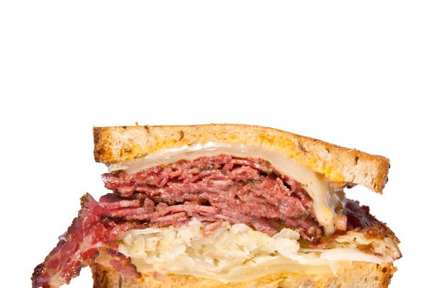 Care for a rapid Reuben?