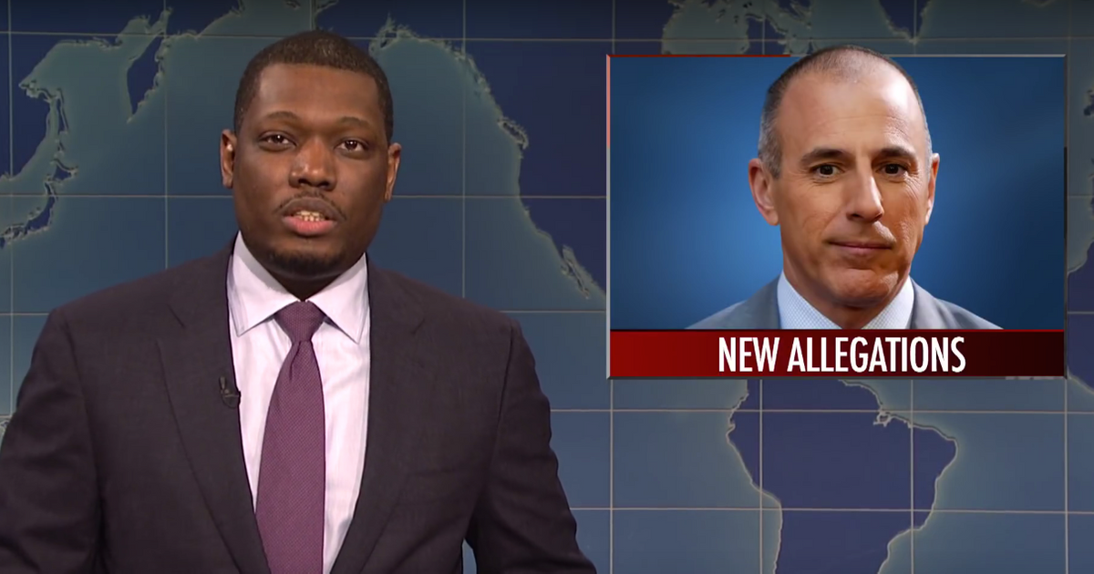 There's No NBC Loyalty When It Comes to SNL's Savage Jokes About Matt Lauer