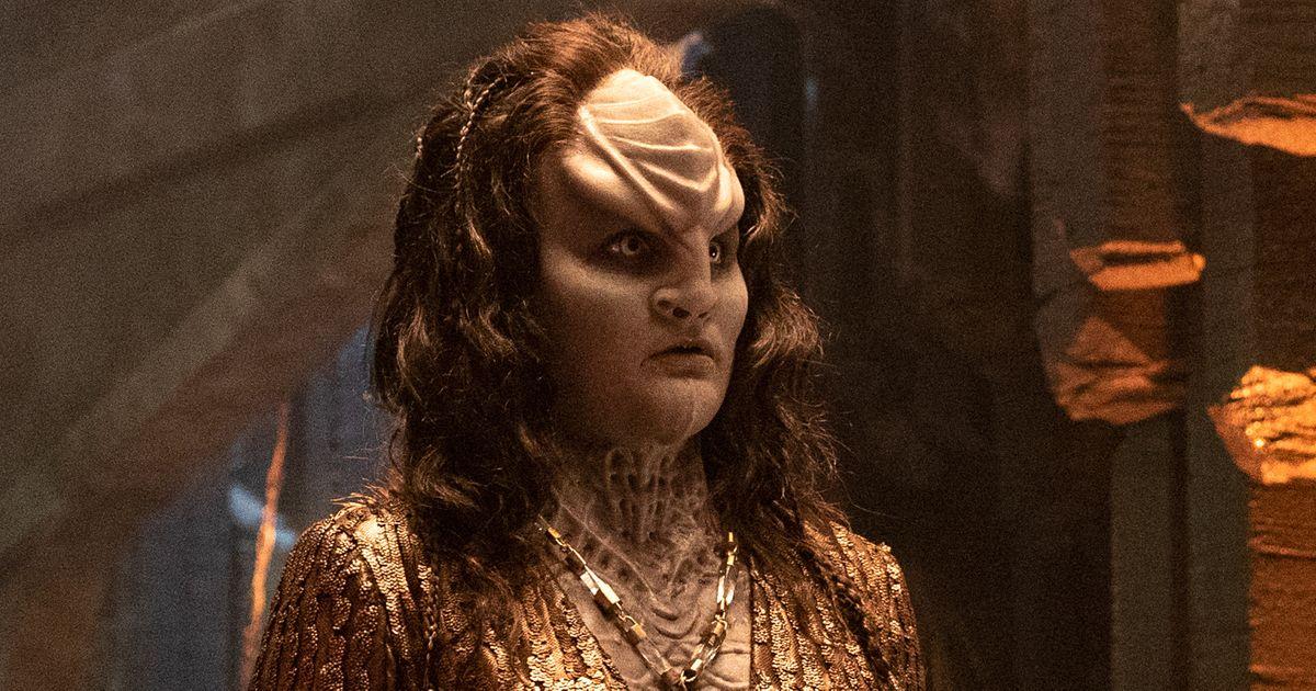 Star Trek Discovery Nude