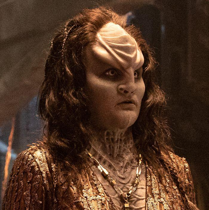 Say good-bye to bald Klingons.