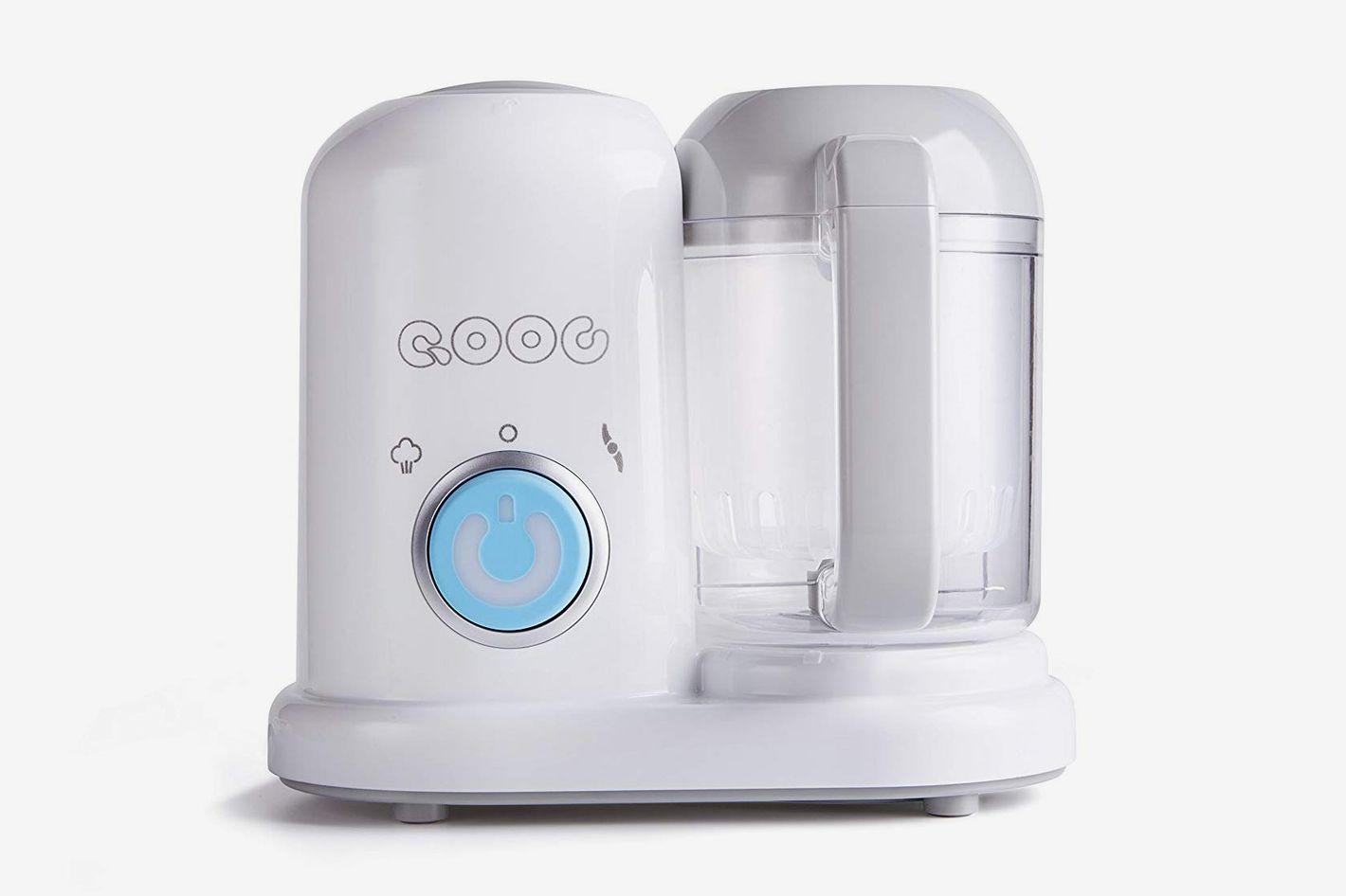 QOOC 4-in-1 Mini Baby-Food Maker