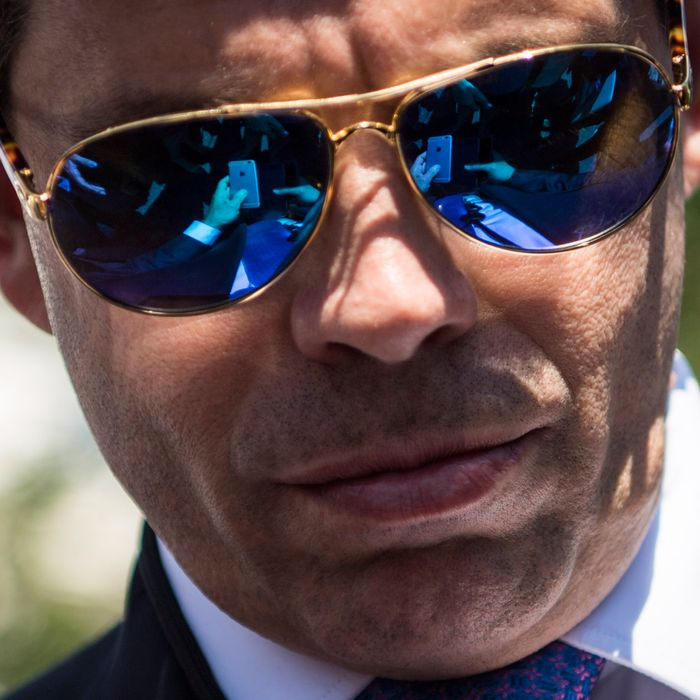 Trump Fires Anthony Scaramucci 10 Days After Hiring Him