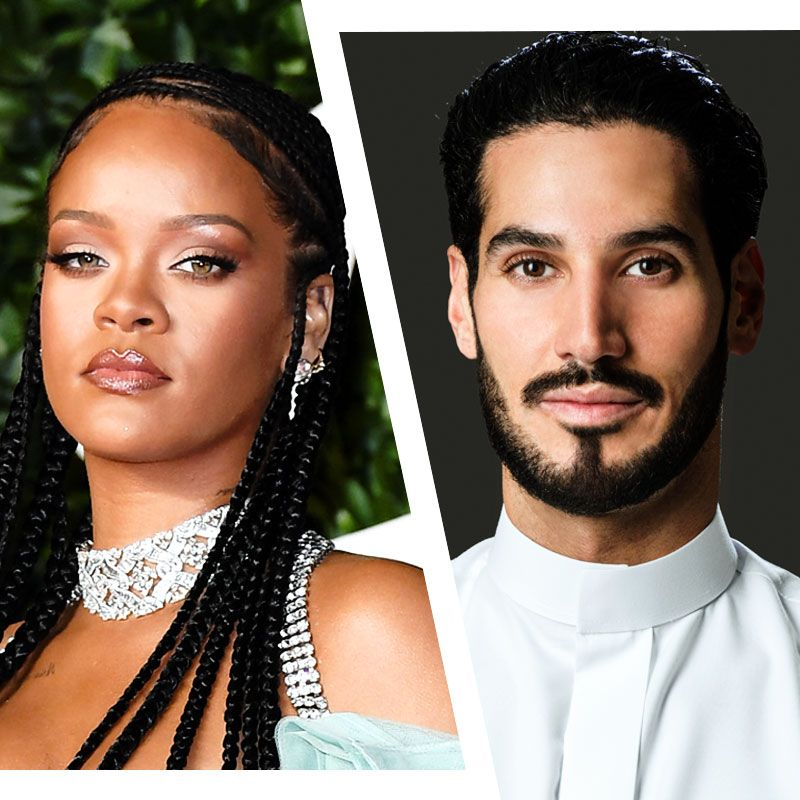 New boyfriend rihanna Rihanna's Ex