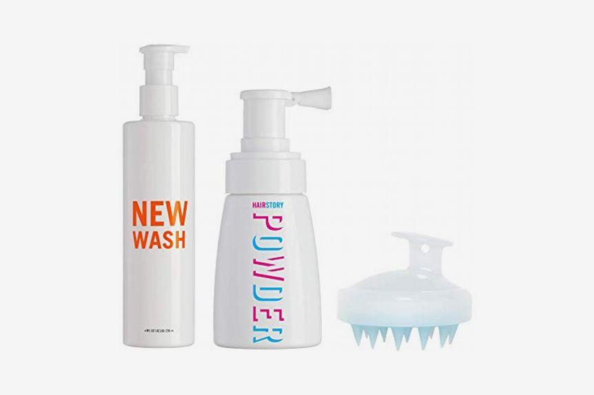 Hairstory New Wash Kit