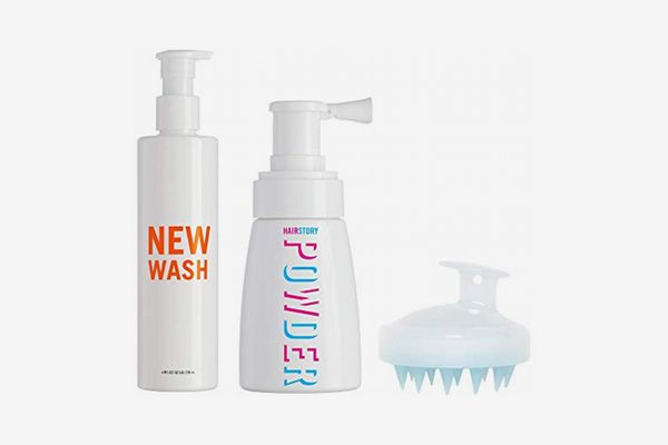 Hairstory New Wash Kit