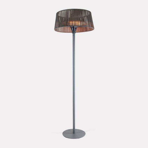 Kettler Plush Floor Standing Garden Heater & Lamp