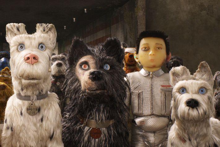 """Resenha do filme """"Ilha dos Cachorros"""""""