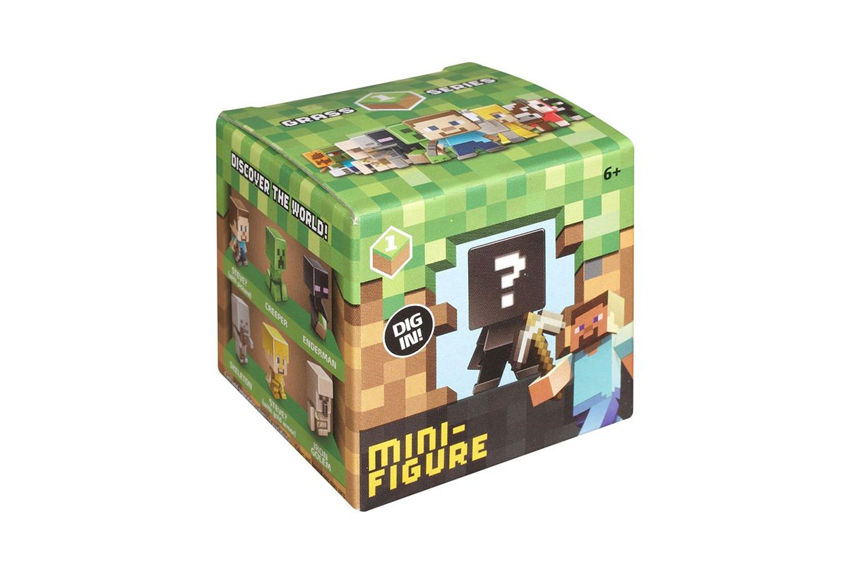 Minecraft Mystery Boxes - Best Gifts for Tweens