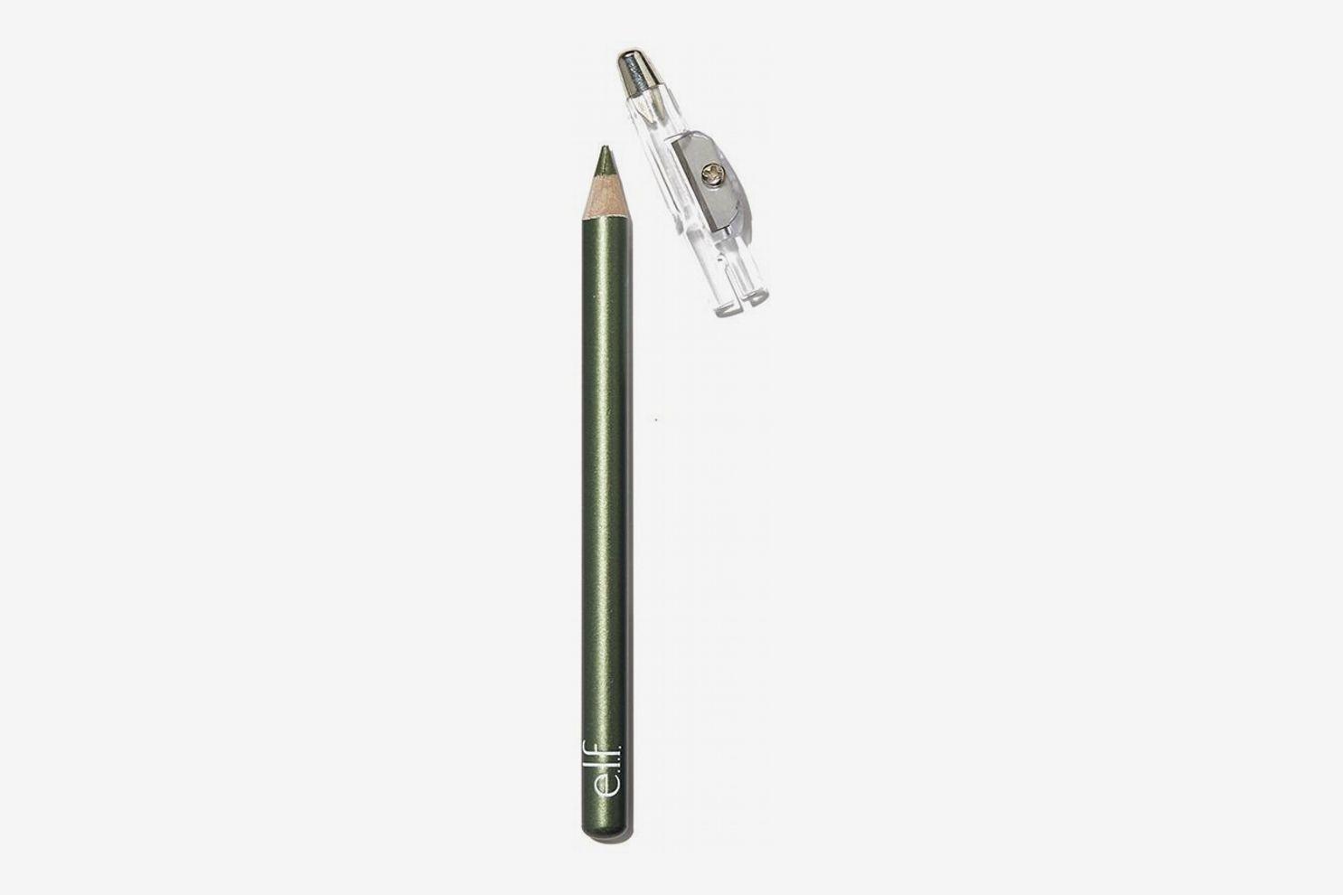 E.L.F. Cosmetics Satin Eyeliner Pencil, Golden Olive