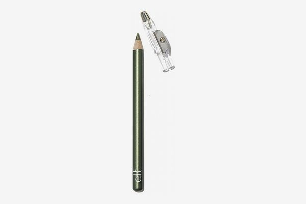 E.L.F. Cosmetics Satin Eyeliner Pencil, Golden Olive