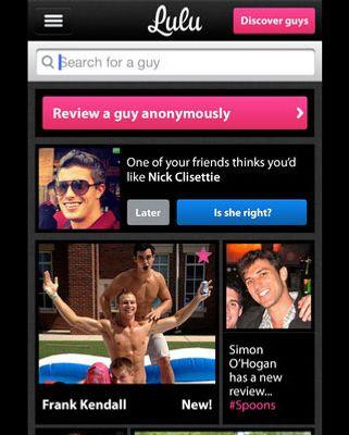lulu dating website