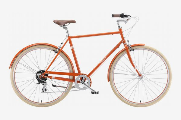 Public Bikes V7 Seven-Speed City Bike