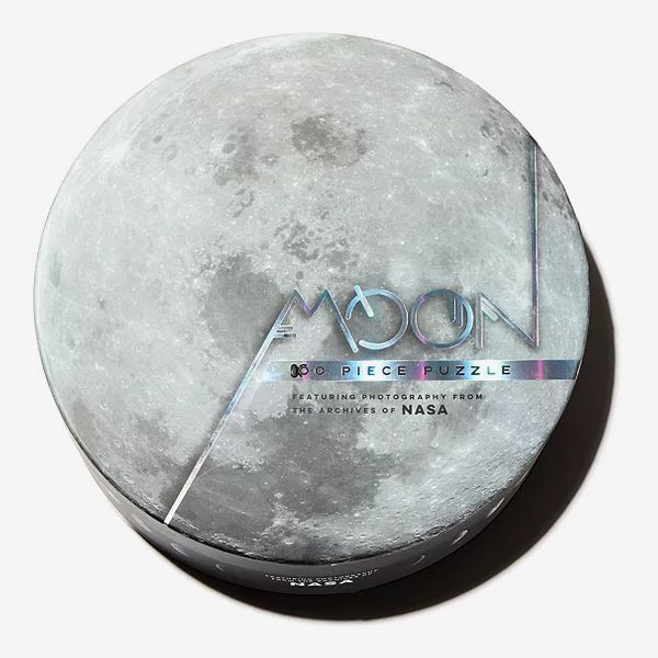 Chronicle Books Moon Puzzle