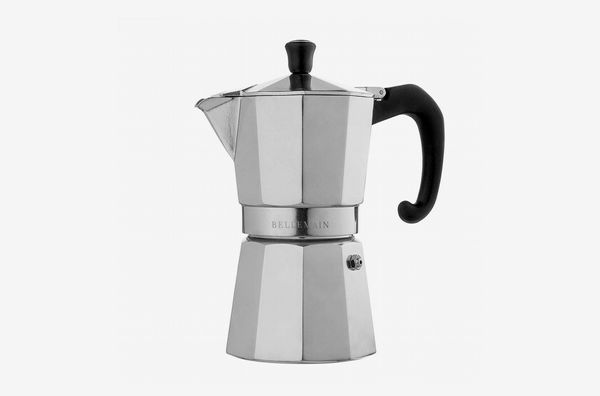 Bellemain 6-Cup Stove-Top Espresso Maker