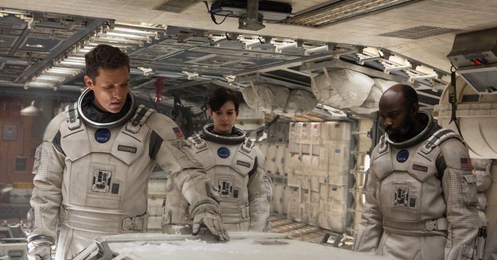 Interstellar Is About the Death of Film