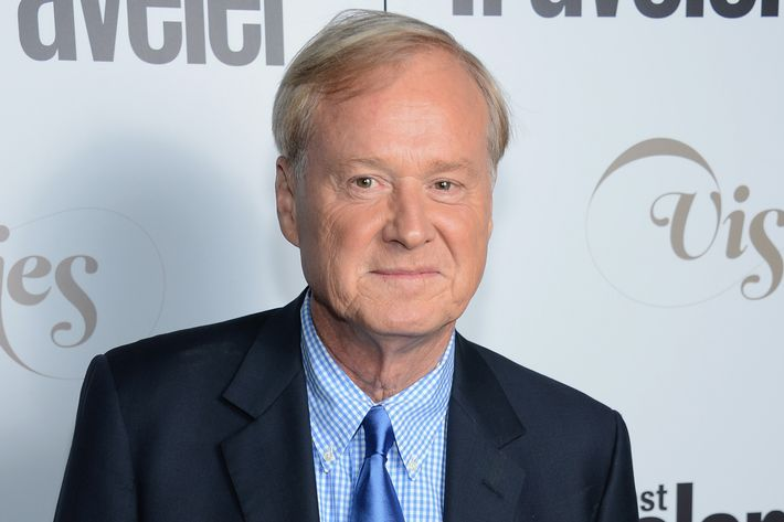 Chris Matthews. Photo: Dimitrios Kambouris/Getty Images for Conde Nast Traveler