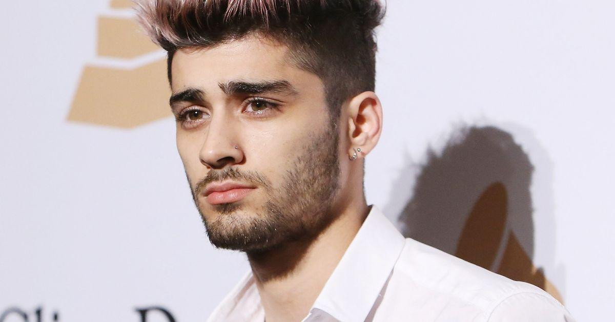Leaving One Direction Set Zayn Malik's Beard Free